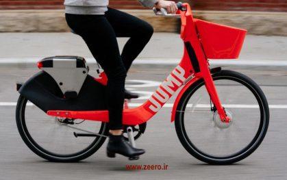 دوچرخه برقی اشتراکی