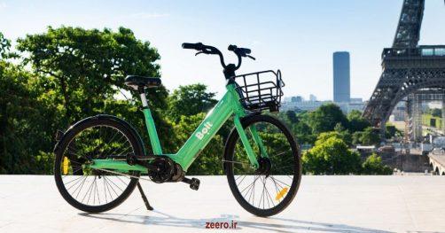 دوچرخه برقی اشتراکی بولت