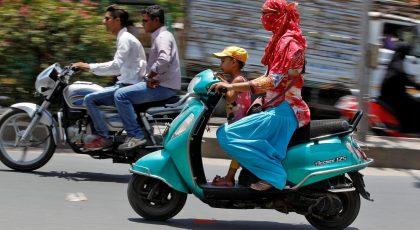 موتور برقی اشتراکی در هند