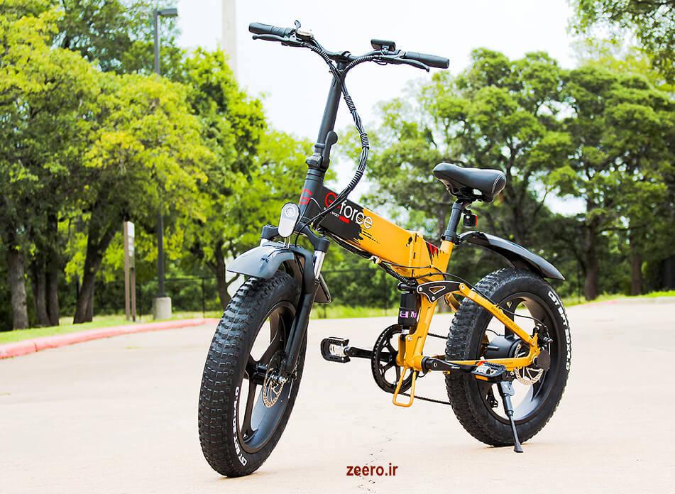 دوچرخه برقی و موتور برقی بهترین جایگزین موتور بنیزینی