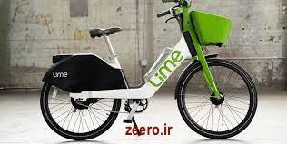 دوچرخه برقی لایم